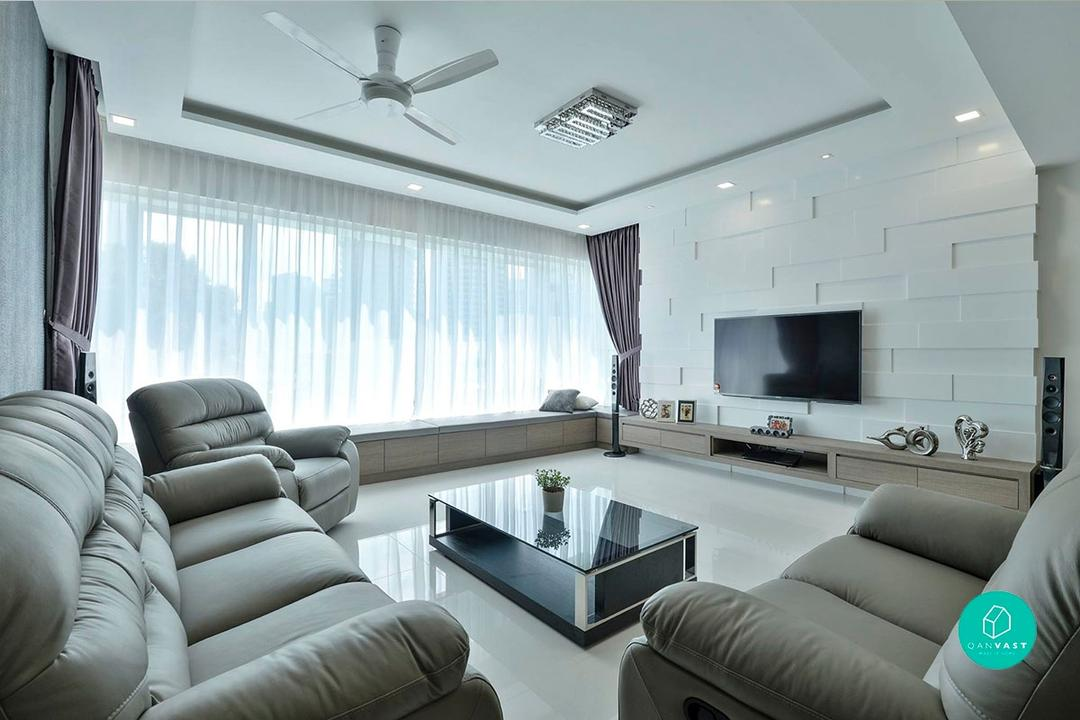 Classic and timeless home interior designs in Malaysia 4