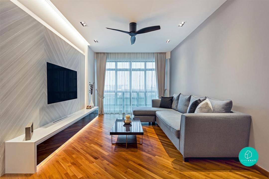 Cosy, minimalistic home designs