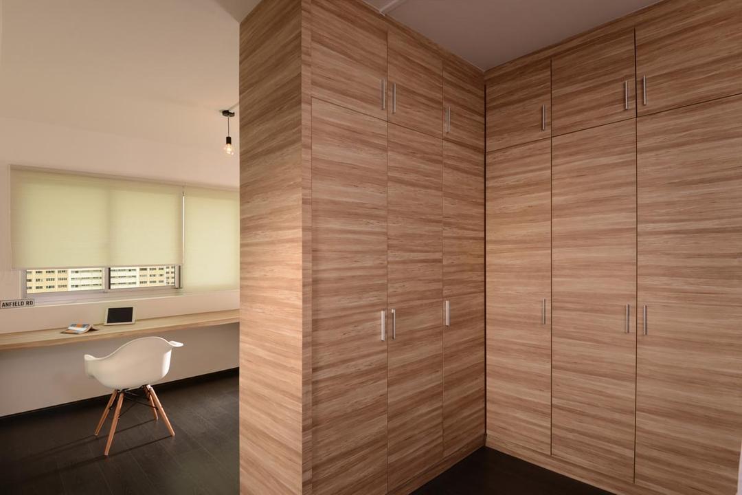 Pasir Ris Drive 4, Meter Square, Industrial, Bedroom, HDB, Wardrobe, Cupboards, Blinds, Chairs, Desk, Chair, Furniture