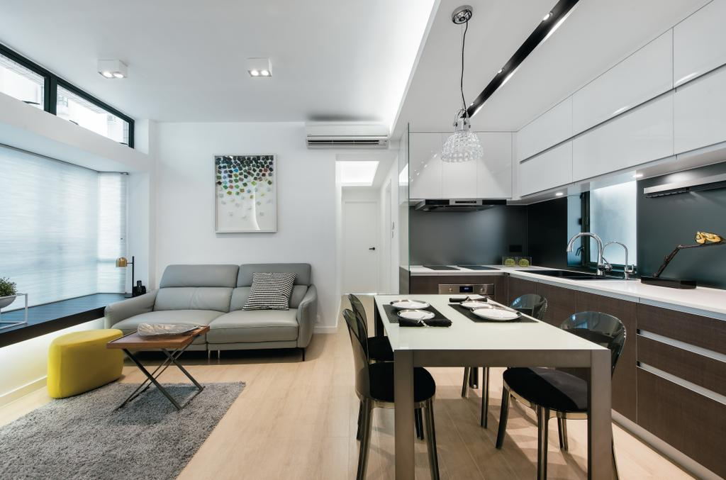 East Point City by Space Design