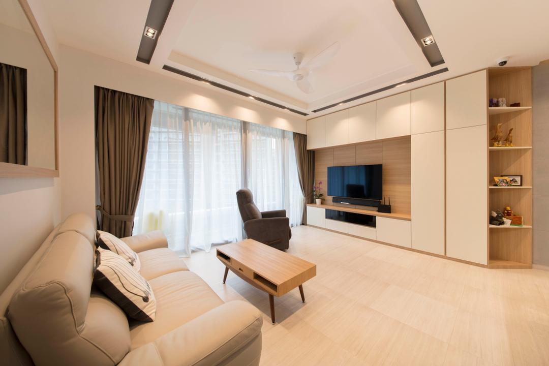 & Du0027Nest | Interior Design u0026 Renovation Projects in Singapore