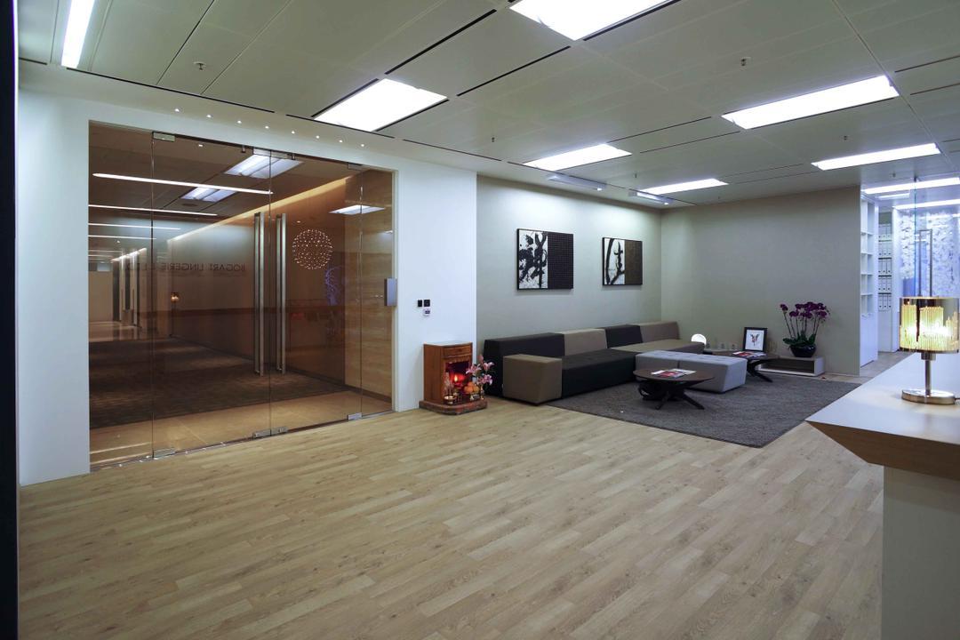 高銀金融國際中心, 和生設計, 商用, Flooring, Lighting, Floor