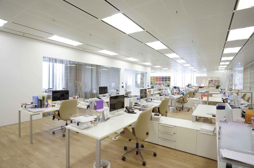 高銀金融國際中心, 商用, 室內設計師, 和生設計