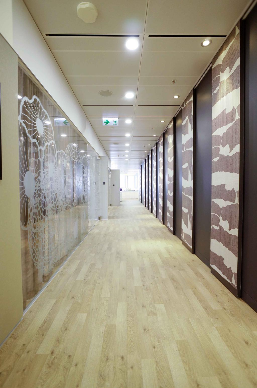 高銀金融國際中心, 商用, 室內設計師, 和生設計, Corridor