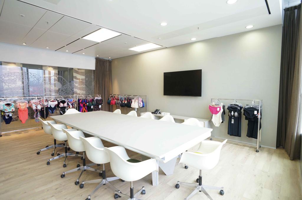 高銀金融國際中心, 商用, 室內設計師, 和生設計, Conference Room, Indoors, Meeting Room, Room