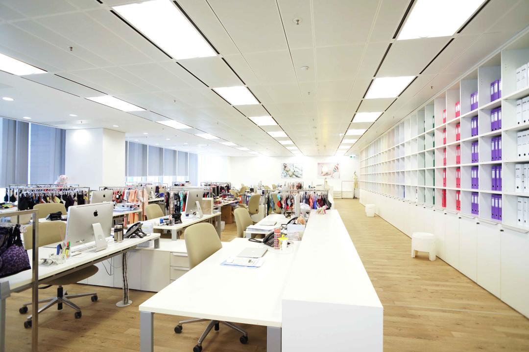 高銀金融國際中心, 和生設計, 商用, Indoors, Interior Design, Library, Room