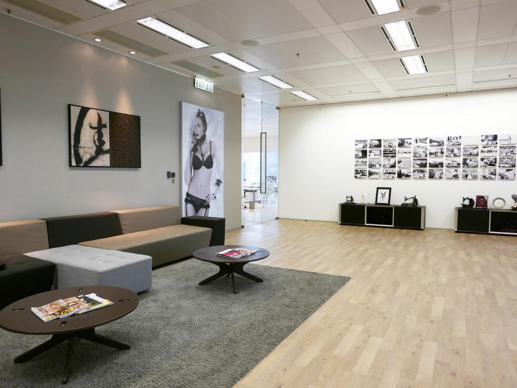高銀金融國際中心, 商用, 室內設計師, 和生設計, Chair, Furniture, Coffee Table, Table, Couch, Flooring
