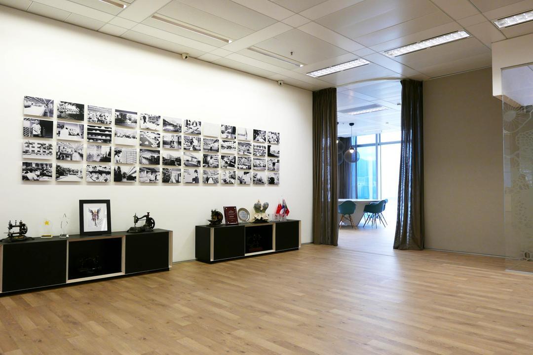 高銀金融國際中心, 和生設計, 商用, Flooring, Furniture, Sideboard