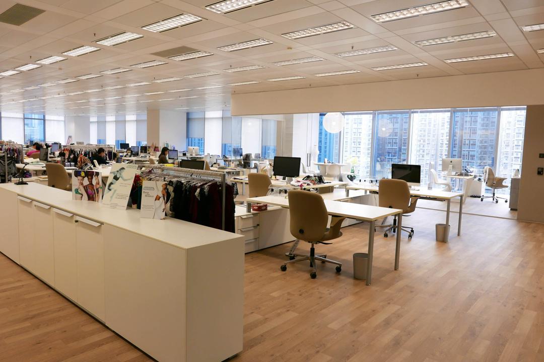 高銀金融國際中心, 和生設計, 商用, Appliance, Electrical Device, Oven, Chair, Furniture, Flooring