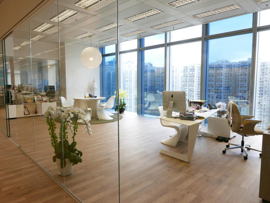 高銀金融國際中心, 商用, 室內設計師, 和生設計, Hardwood, Wood, Light Fixture