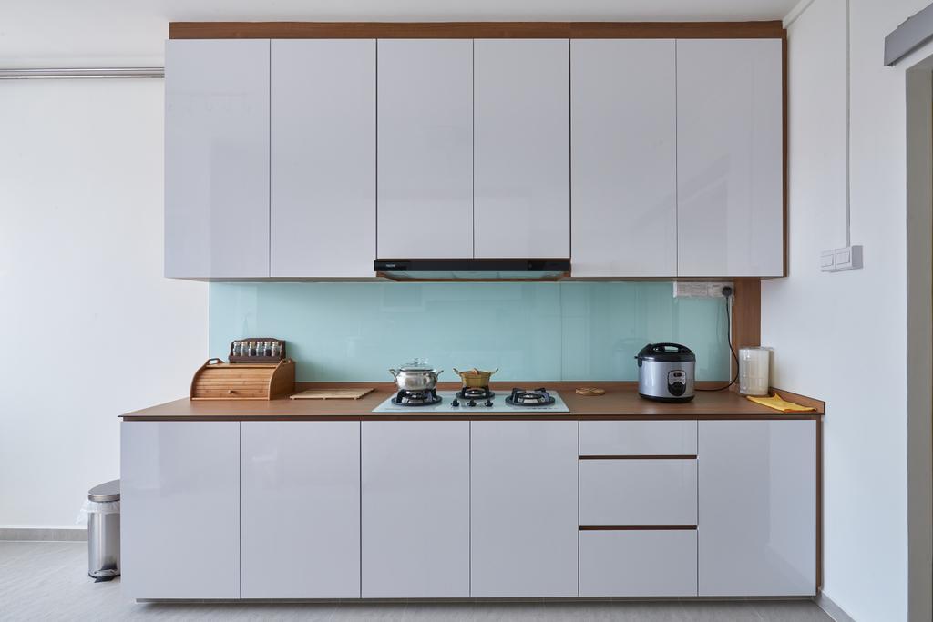 Modern, HDB, Kitchen, Pasir Ris Street 21, Interior Designer, Mesh Room Design, Furniture, Sideboard