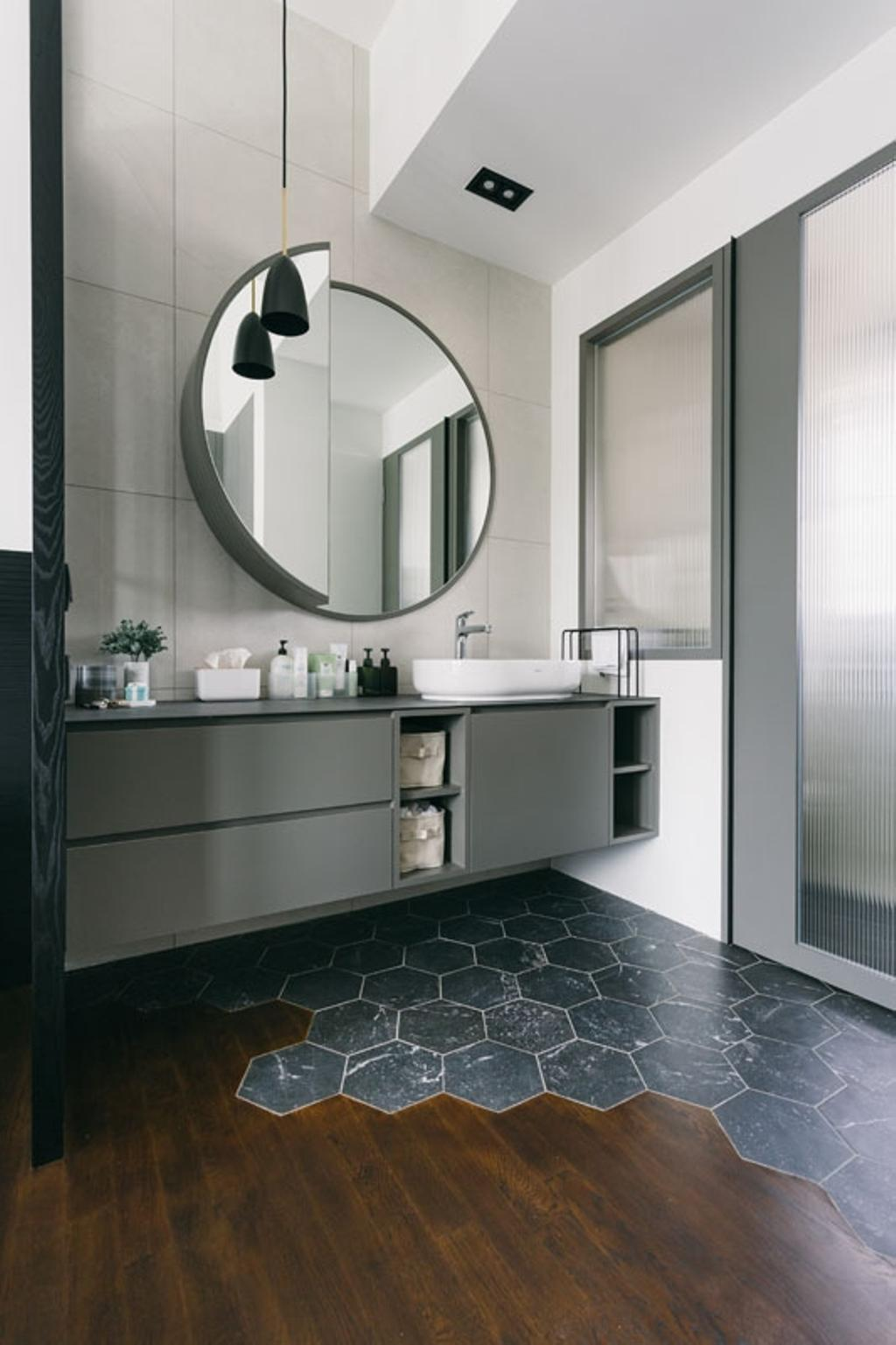 Contemporary, Condo, Bathroom, Seventy Saint Patricks, Interior Designer, Habit, Indoors, Interior Design, Room