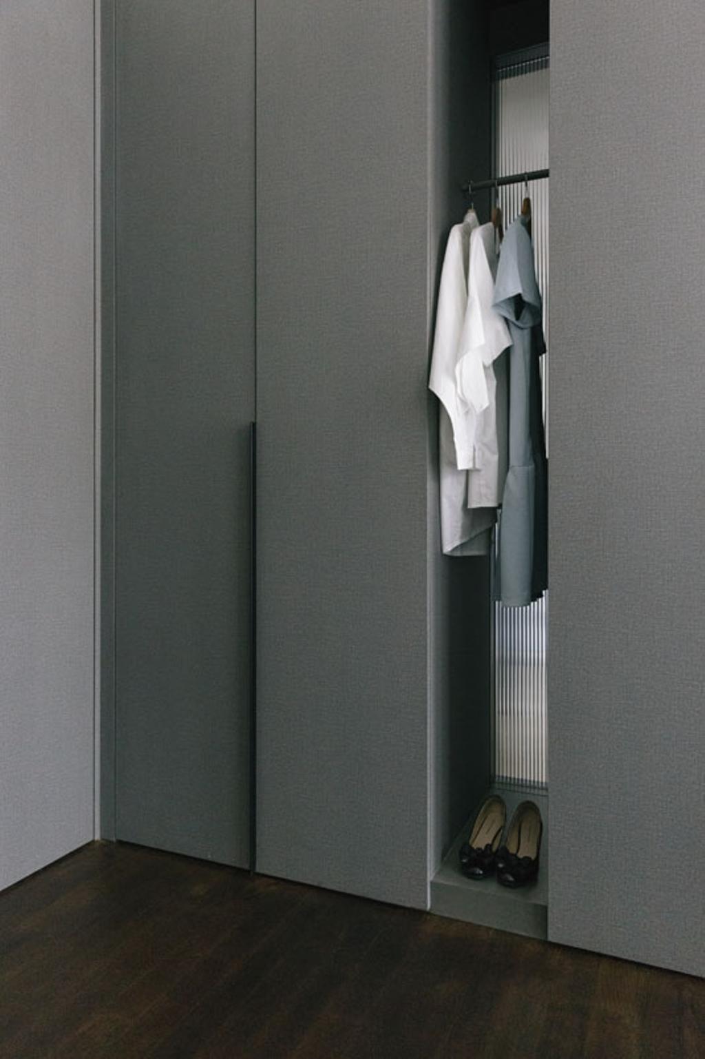 Contemporary, Condo, Seventy Saint Patricks, Interior Designer, Habit, Wardrobe, Dresser, Cupboard