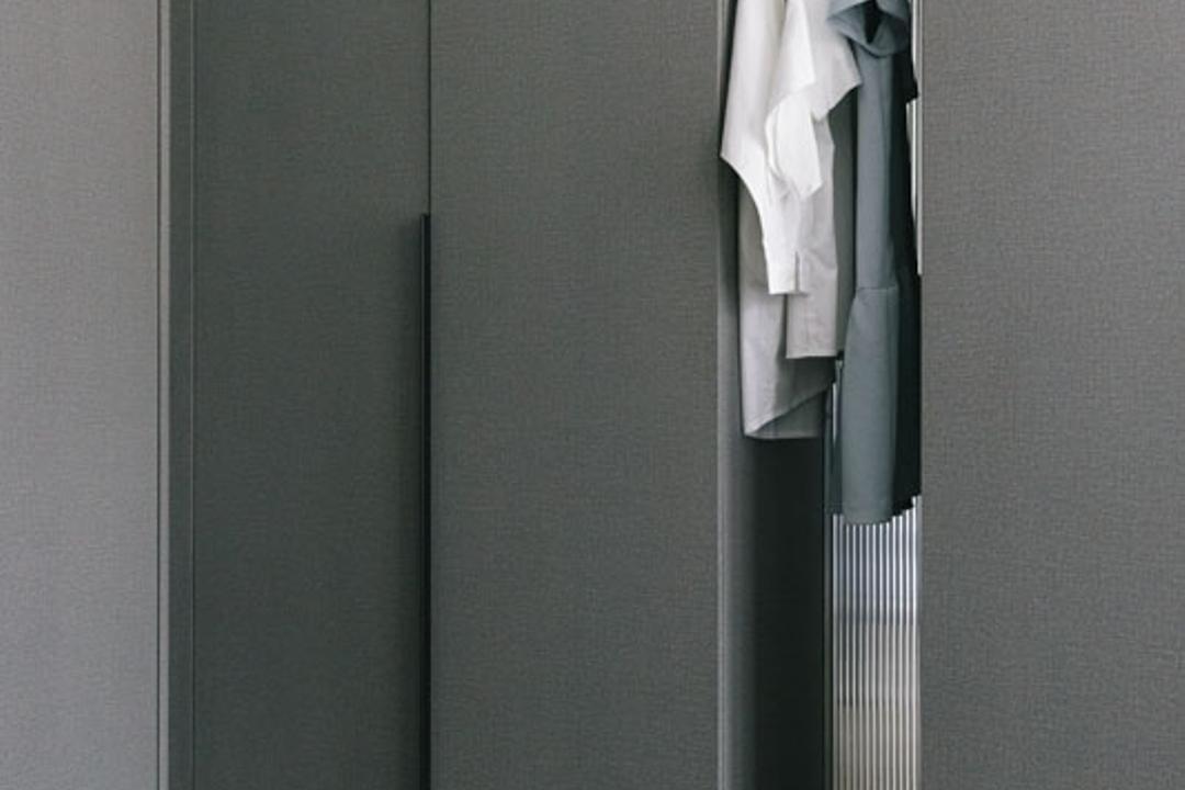 Seventy Saint Patricks, Habit, Contemporary, Condo, Wardrobe, Dresser, Cupboard