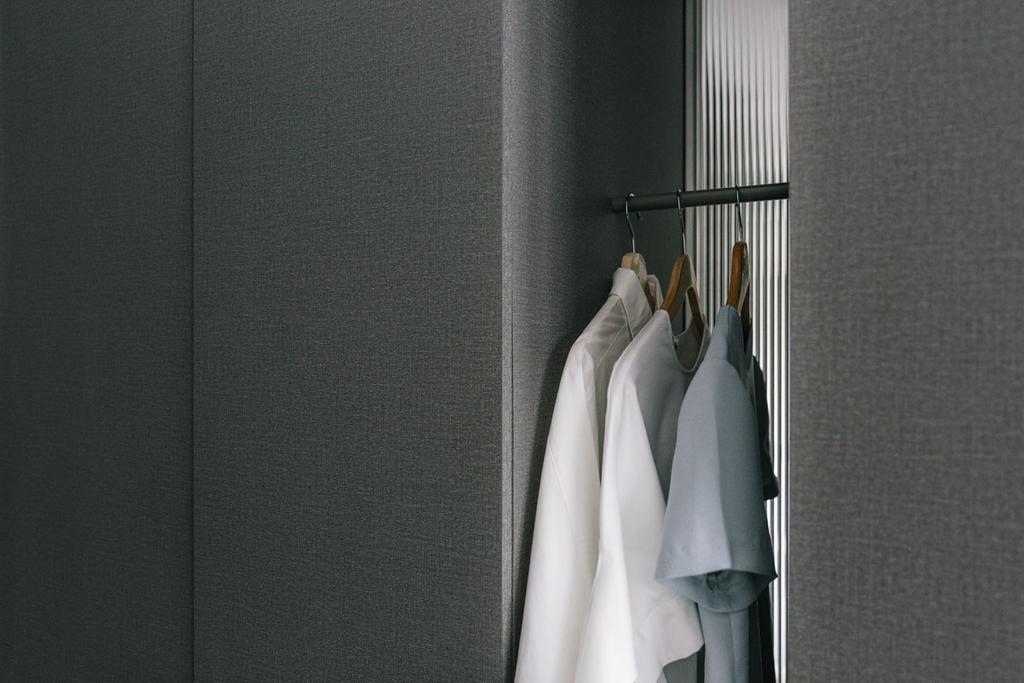 Contemporary, Condo, Bedroom, Seventy Saint Patricks, Interior Designer, Habit