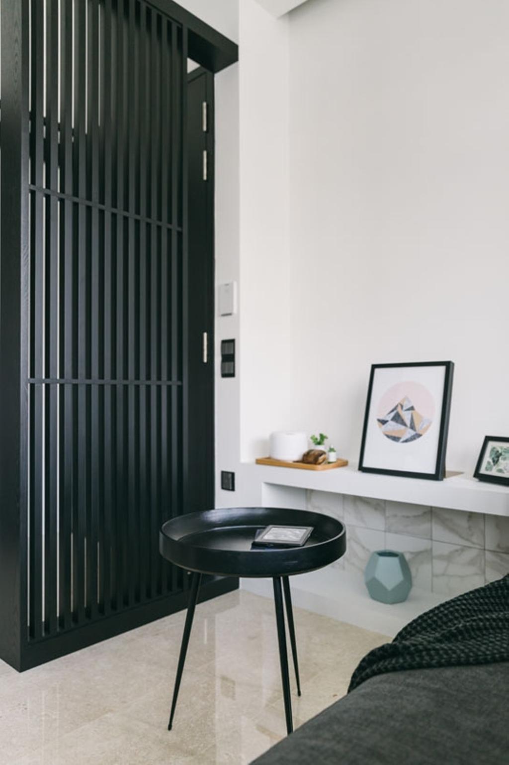 Contemporary, Condo, Living Room, Seventy Saint Patricks, Interior Designer, Habit, Bathroom, Indoors, Interior Design, Room