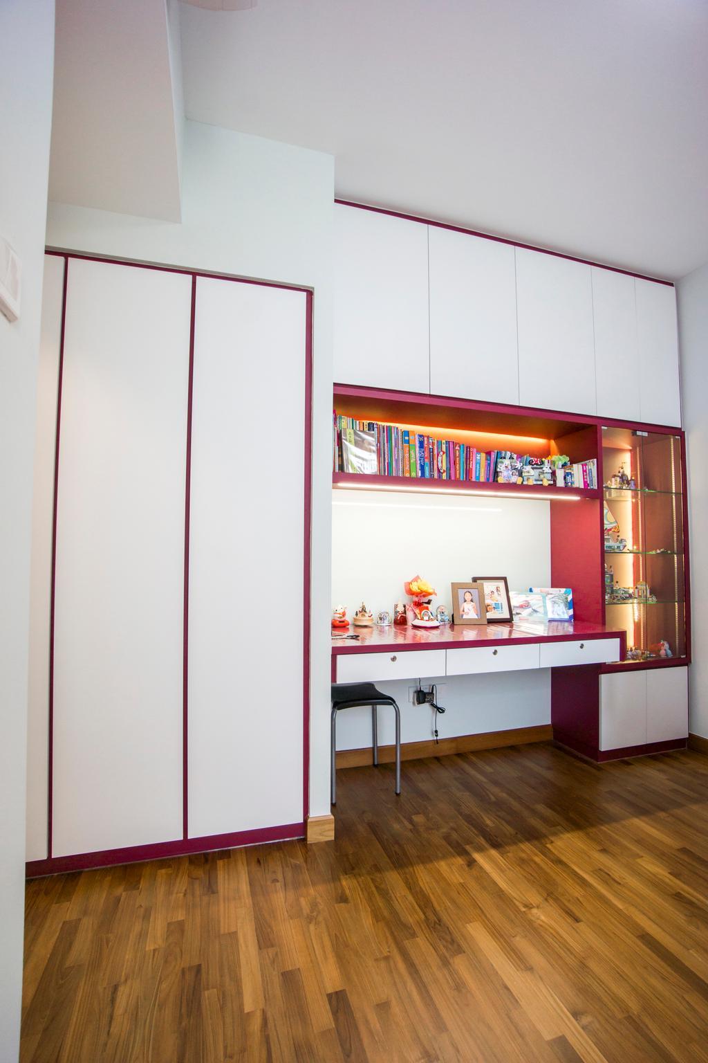 Contemporary, Condo, Monterey Park, Interior Designer, Flo Design, Sink, Shelf