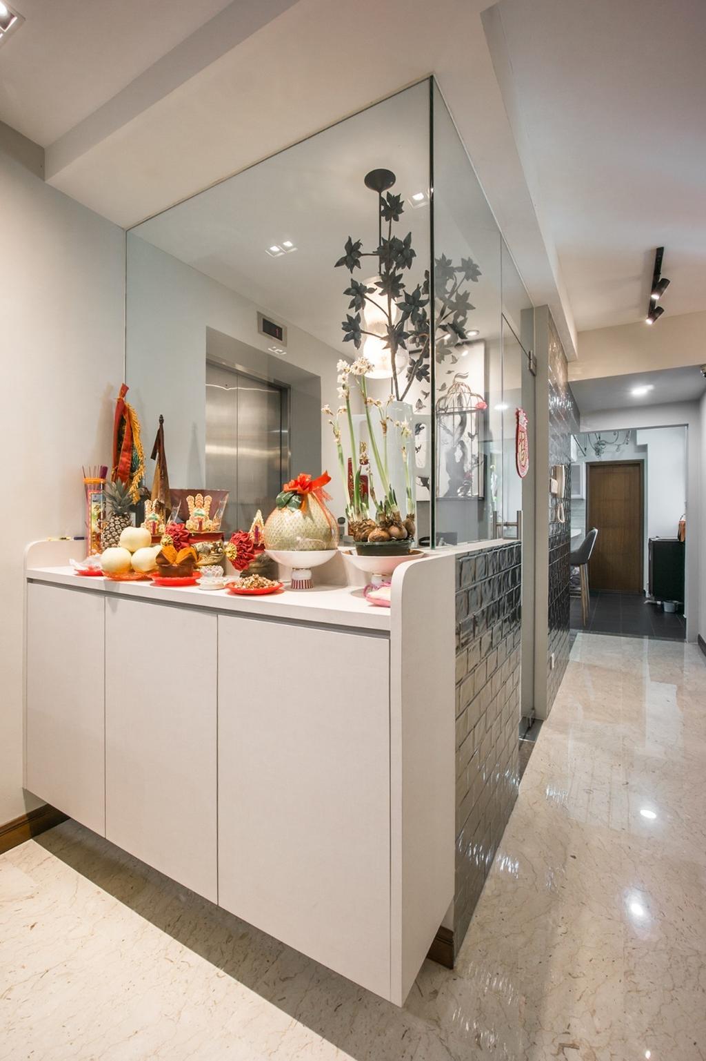 Transitional, Condo, Palm Gardens, Interior Designer, Flo Design