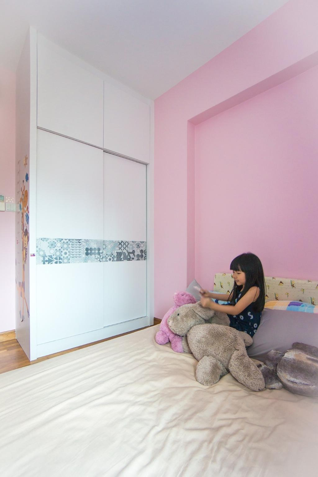 Transitional, Condo, Bedroom, Palm Gardens, Interior Designer, Flo Design, Human, People, Person, White Board