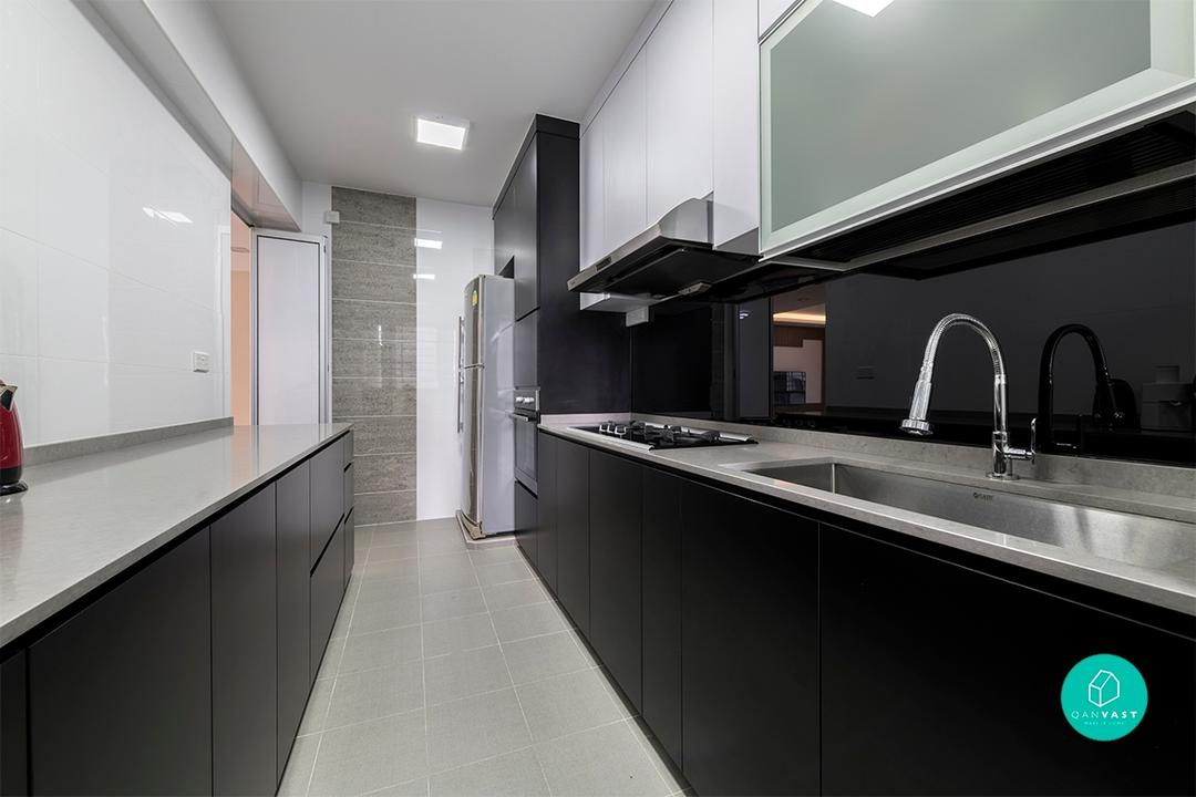 HDB Renovation in Woodlands Rise by DS2000