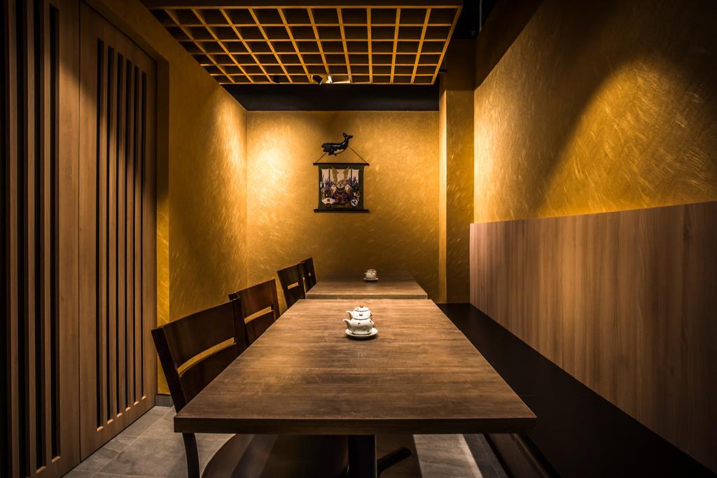 Hakumai, Commercial, Interior Designer, Flo Design, Contemporary, Chair, Furniture, Dining Table, Table, Dining Room, Indoors, Interior Design, Room