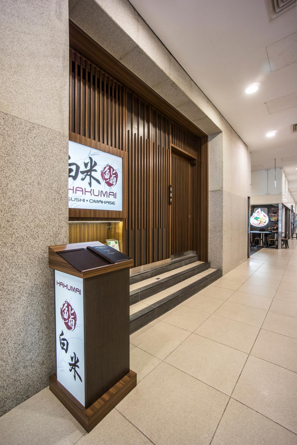 Hakumai, Commercial, Interior Designer, Flo Design, Contemporary