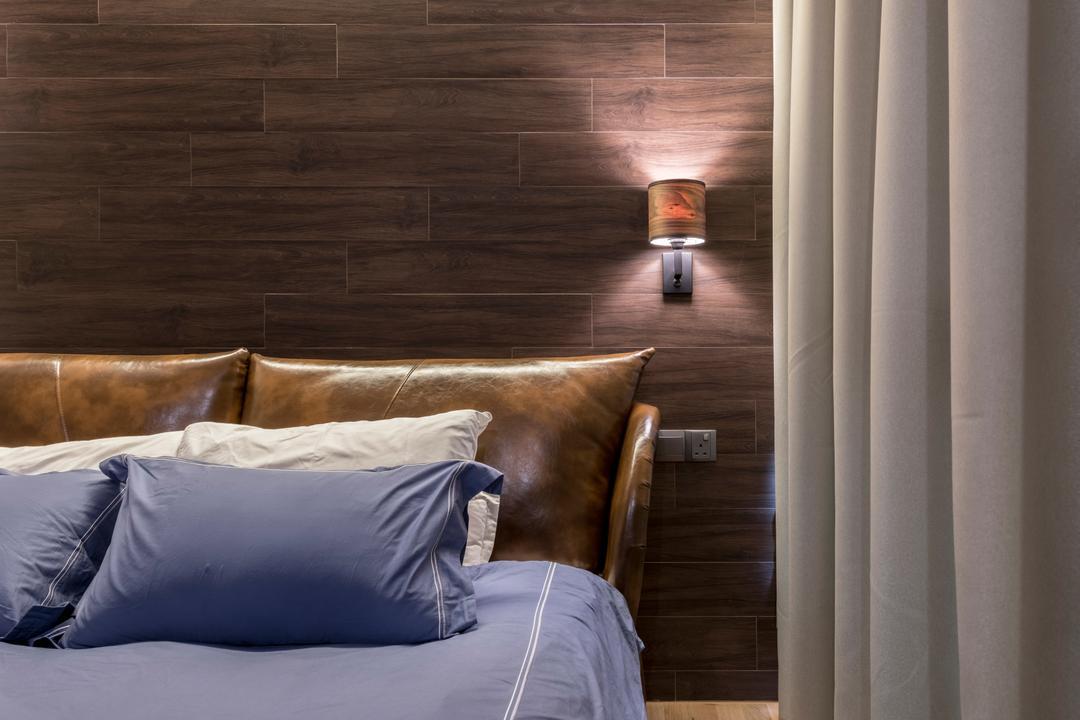 The Trilinq, Adroit ID, Contemporary, Bedroom, Condo, Architecture, Building, Column, Pillar