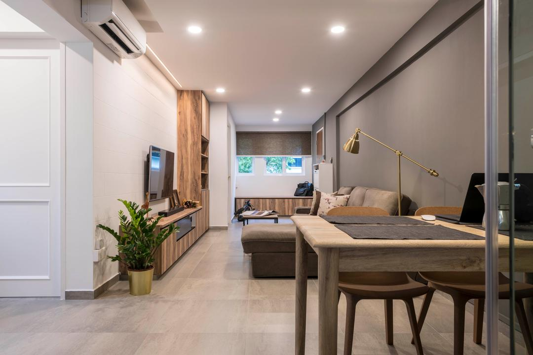 Tampines Street 21 | Interior Design & Renovation Projects
