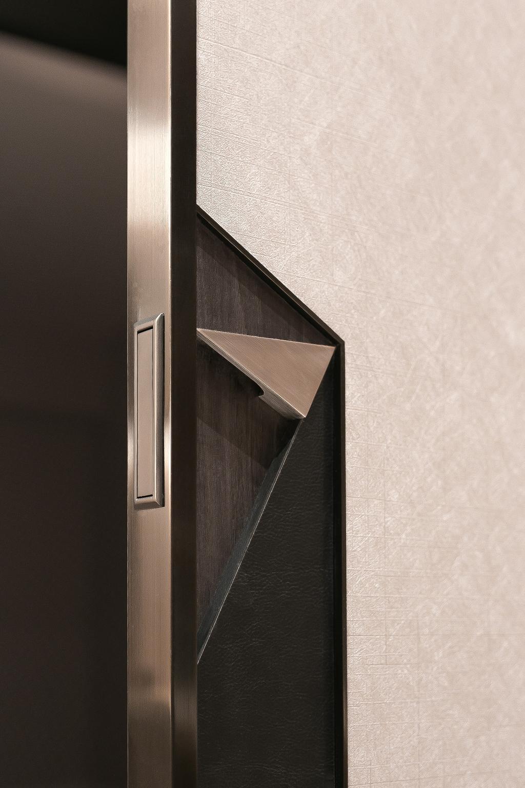 私家樓, 嘉峰臺, 室內設計師, HIR 建築設計室, Triangle