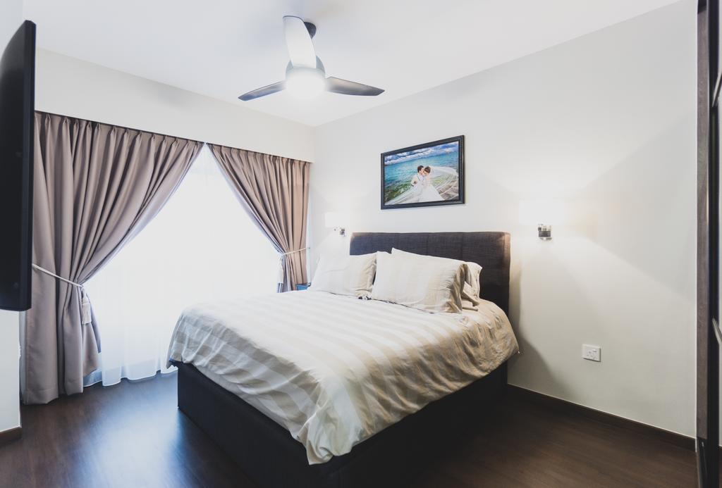 Modern, HDB, Bedroom, Edgedale Plains, Interior Designer, Mr Designer Studio, Indoors, Interior Design, Room