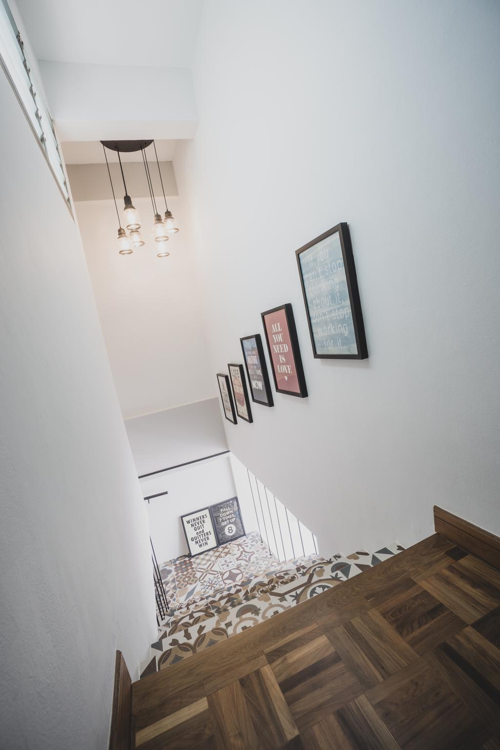 Scandinavian, Condo, Living Room, Orchid Park, Interior Designer, Mr Designer Studio