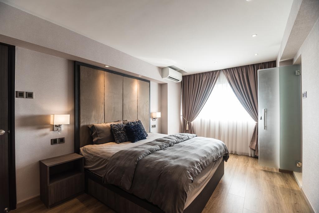 Minimalist, HDB, Bedroom, Pasir Ris Street 12, Interior Designer, Mr Designer Studio, Indoors, Interior Design, Room