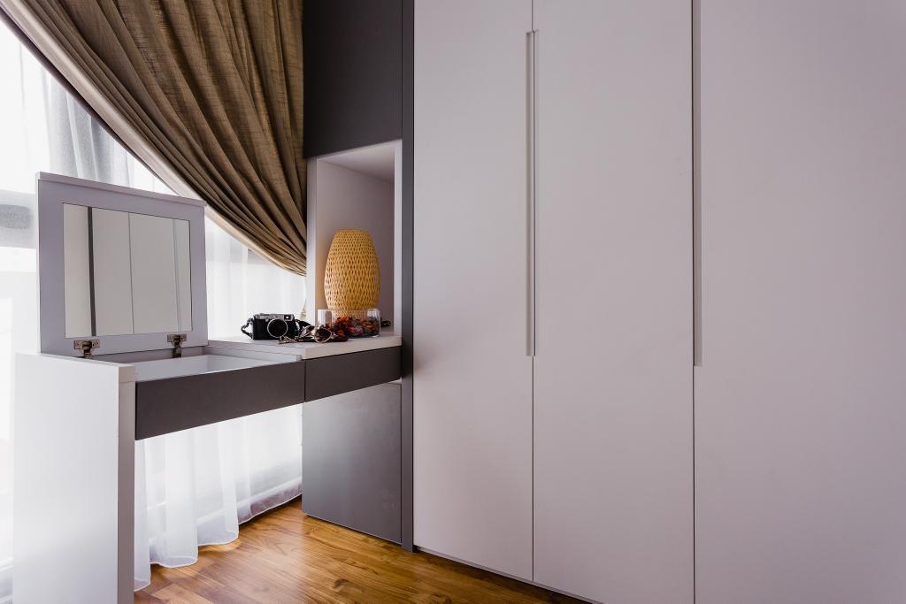 Contemporary, Condo, The Centren, Interior Designer, Schemacraft, Indoors, Interior Design, Door, Sliding Door