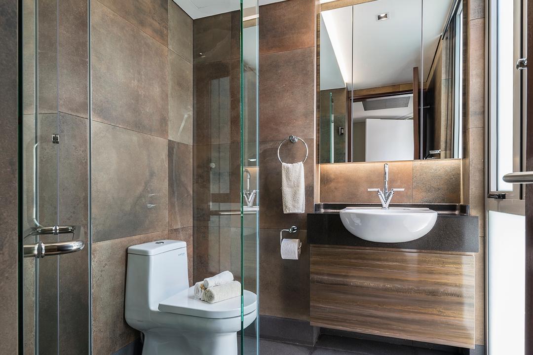 Dunsfold Drive, erstudio, Bathroom, Landed, Tile