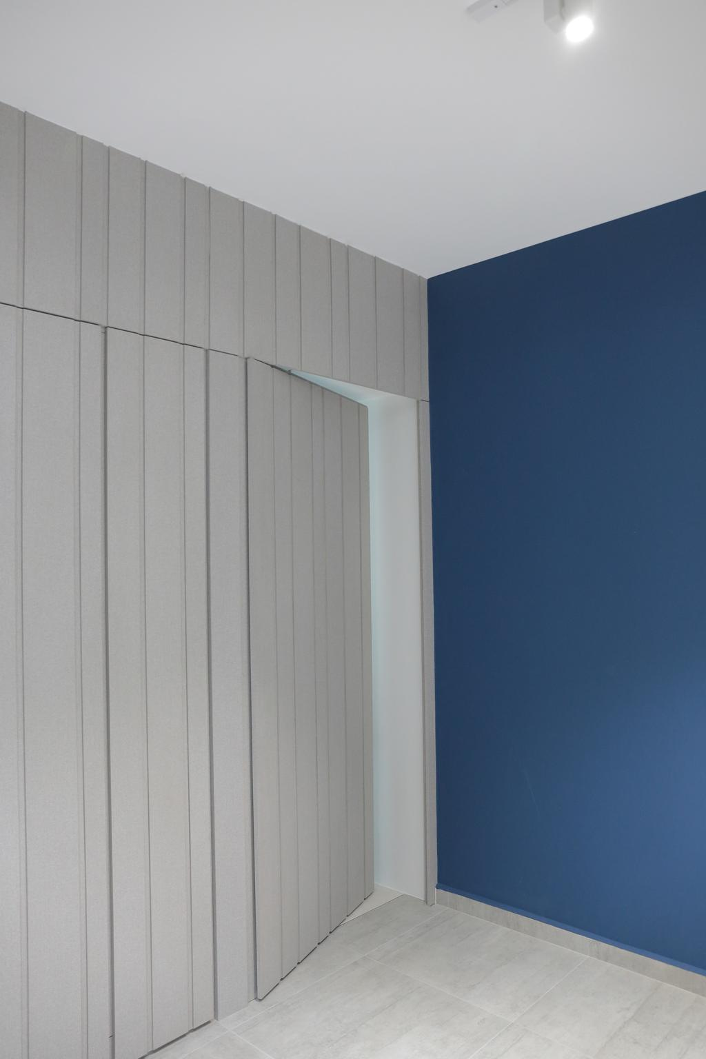 Minimalistic, HDB, Living Room, Teban Gardens Road (Block 56), Interior Designer, Forefront Interior
