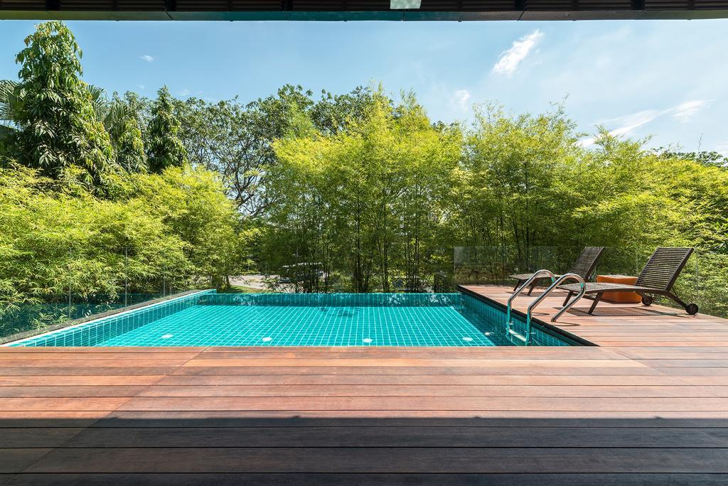 Landed, Dunsfold Drive, Interior Designer, erstudio, Building, Hotel, Pool, Resort, Swimming Pool, Water