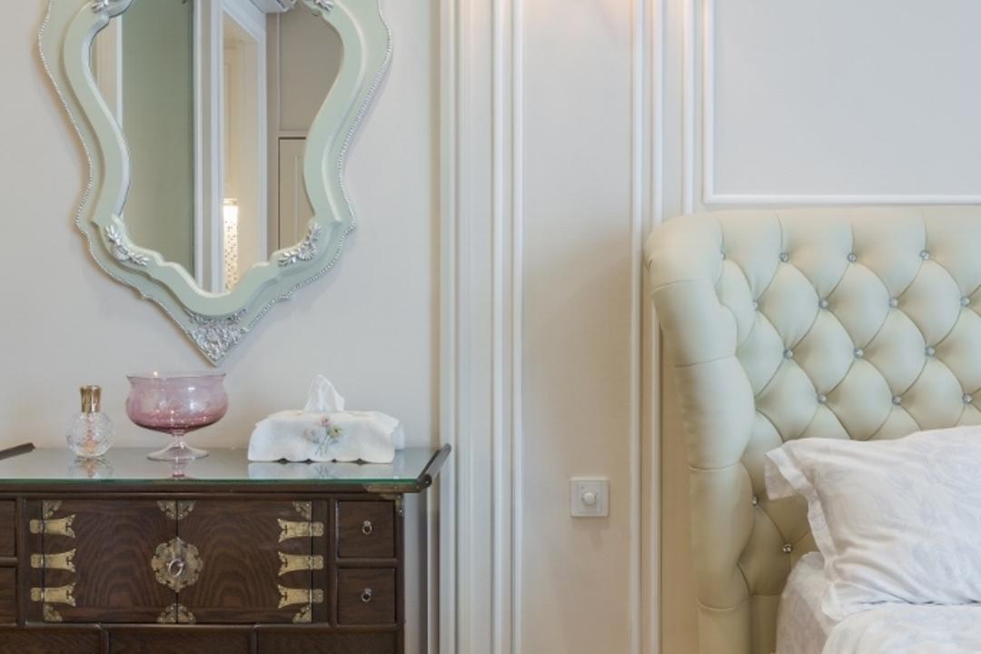 Kiaramas Ayuria, Mont Kiara, A Moxie Associates Sdn Bhd, Eclectic, Condo, Glass, Indoors, Nursery, Room, Furniture