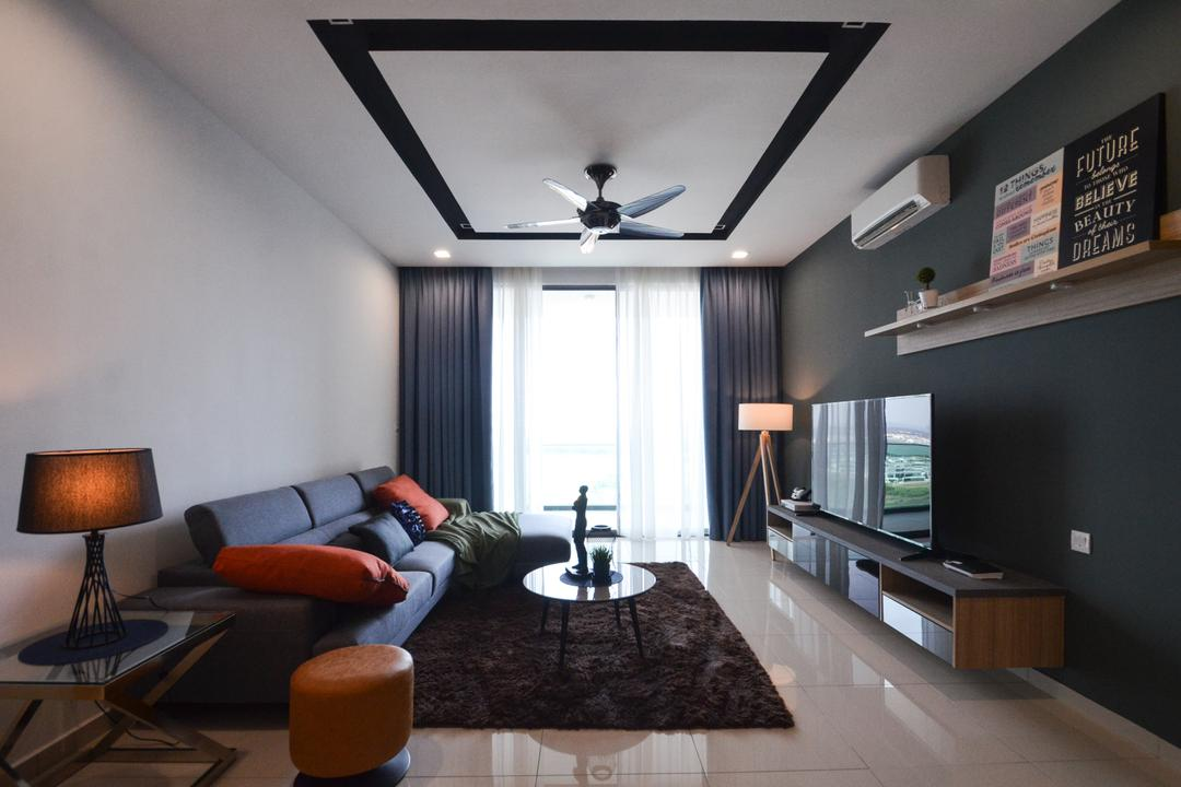 X2 Residence Puchong Interior Design Renovation Projects In Malaysia