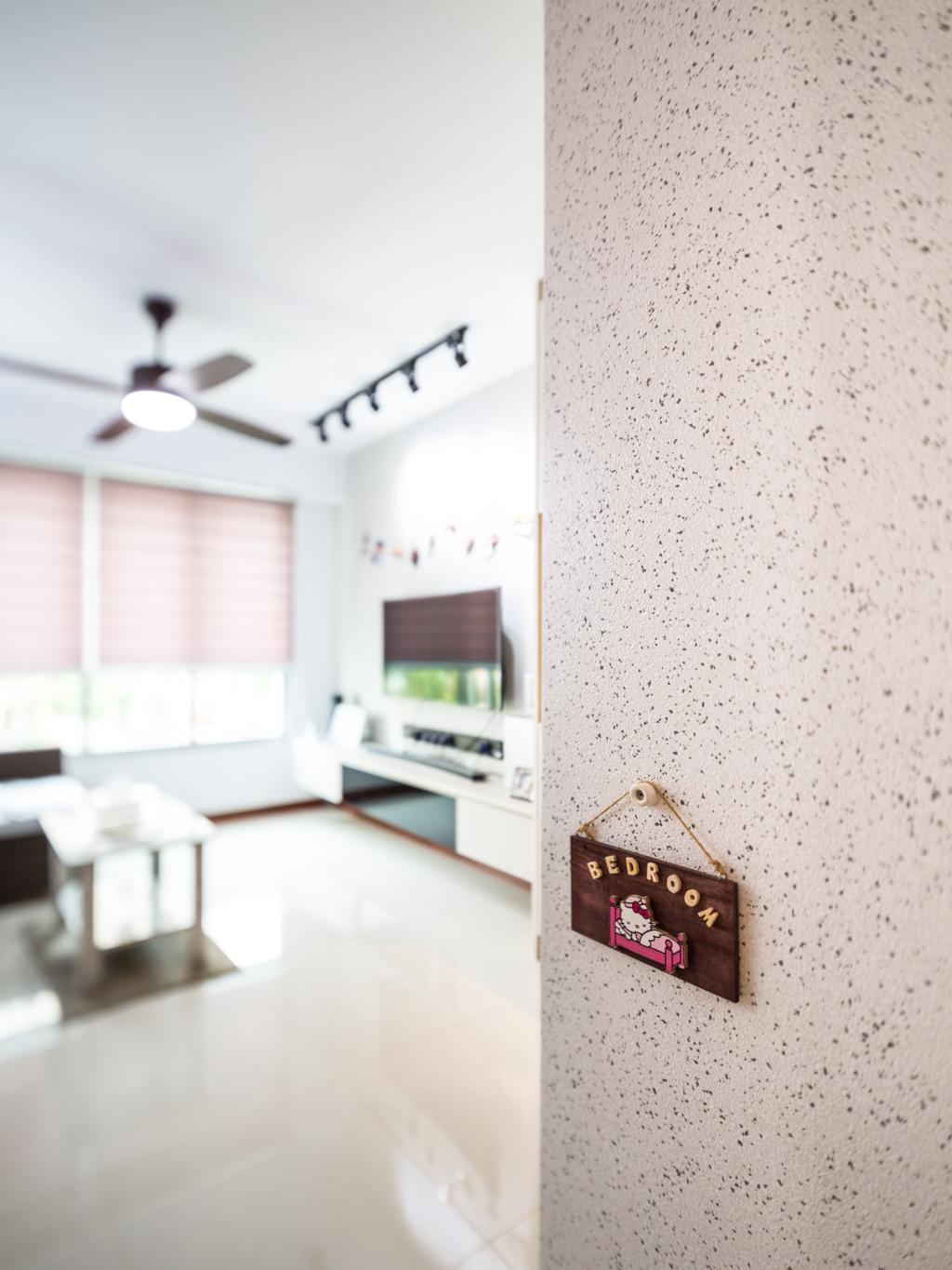 Transitional, HDB, Woodlands Drive, Interior Designer, Azcendant, Indoors, Interior Design, Accessories, Bag, Handbag, Purse