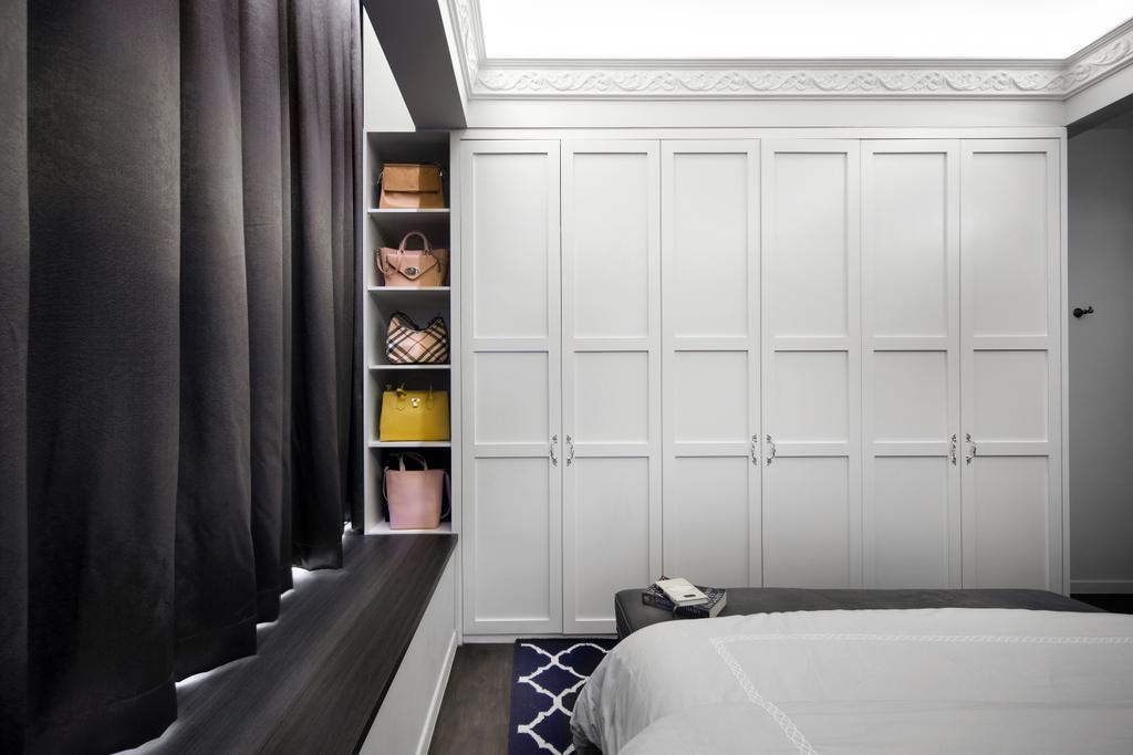 Contemporary, Condo, Bedroom, Grand Duchess, Interior Designer, Fuse Concept