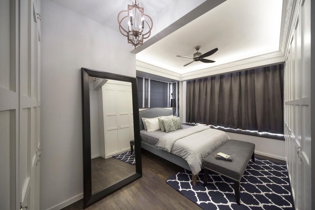 Grand Duchess, Fuse Concept, Contemporary, Bedroom, Condo, Light Fixture