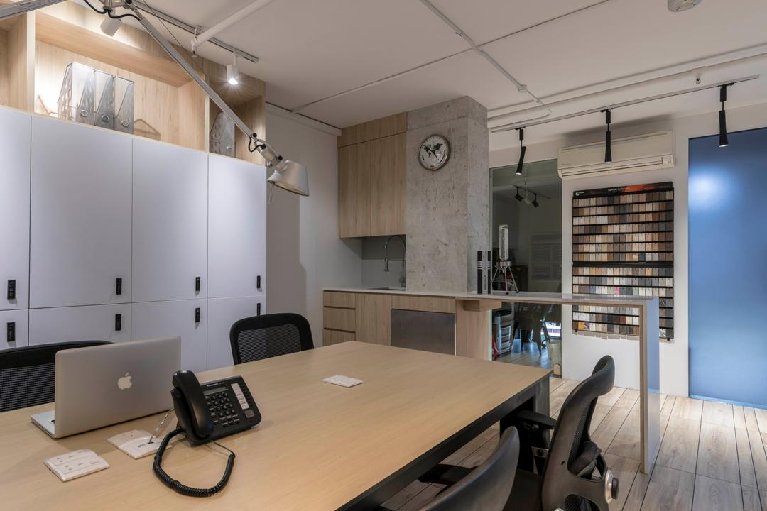 Lavender Street, Briey Interior, Contemporary, Commercial, Adapter, Connector, Electrical Device, Conference Room, Indoors, Meeting Room, Room, Chair, Furniture