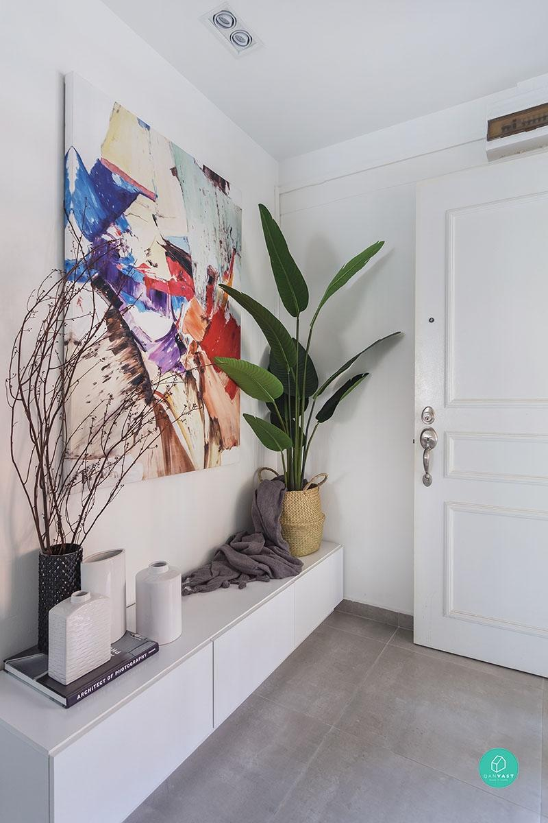 Nail the Look All-White Homes Singapore