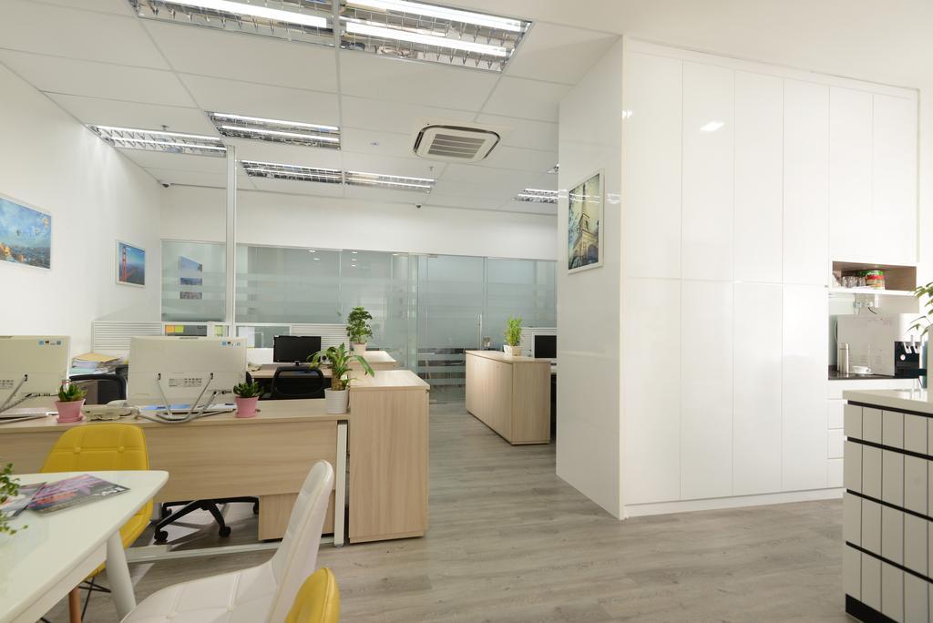 Kallang Avenue, Commercial, Interior Designer, Apex Studios, Scandinavian