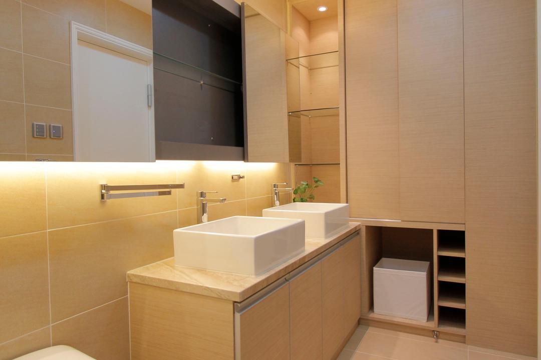 加州花園, 和生設計, 摩登, 浴室, 獨立屋, Indoors, Interior Design, Room