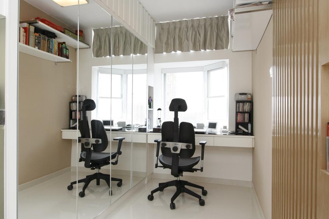 黃金海岸, 和生設計, 摩登, 書房, 私家樓, Chair, Furniture
