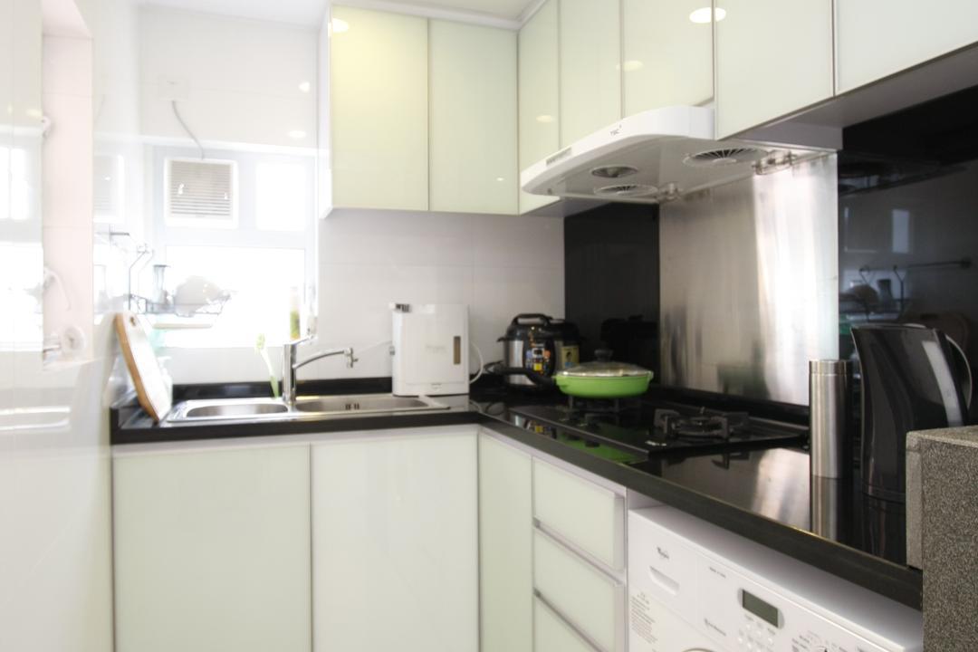 黃金海岸, 和生設計, 摩登, 私家樓, Indoors, Interior Design, 廚房, Room, Sink