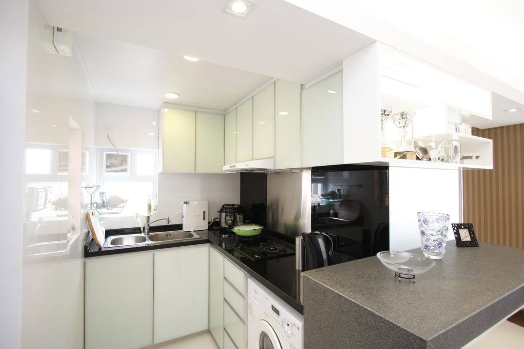 黃金海岸, 和生設計, 摩登, 廚房, 私家樓, Indoors, Interior Design, Room, Sink