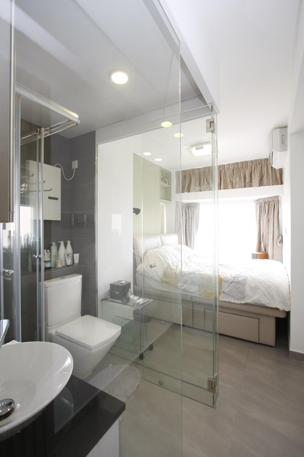 摩登, 私家樓, 浴室, 黃金海岸, 室內設計師, 和生設計, 睡房, Indoors, Interior Design, Room