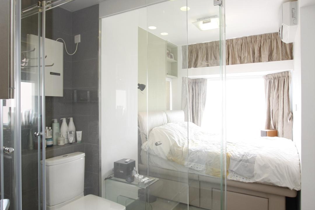 黃金海岸, 和生設計, 摩登, 浴室, 私家樓, 睡房, Indoors, Interior Design, Room